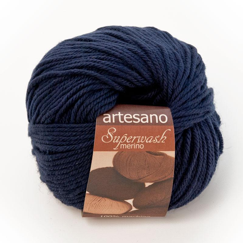Artesano merino - NAVY ASM-6416