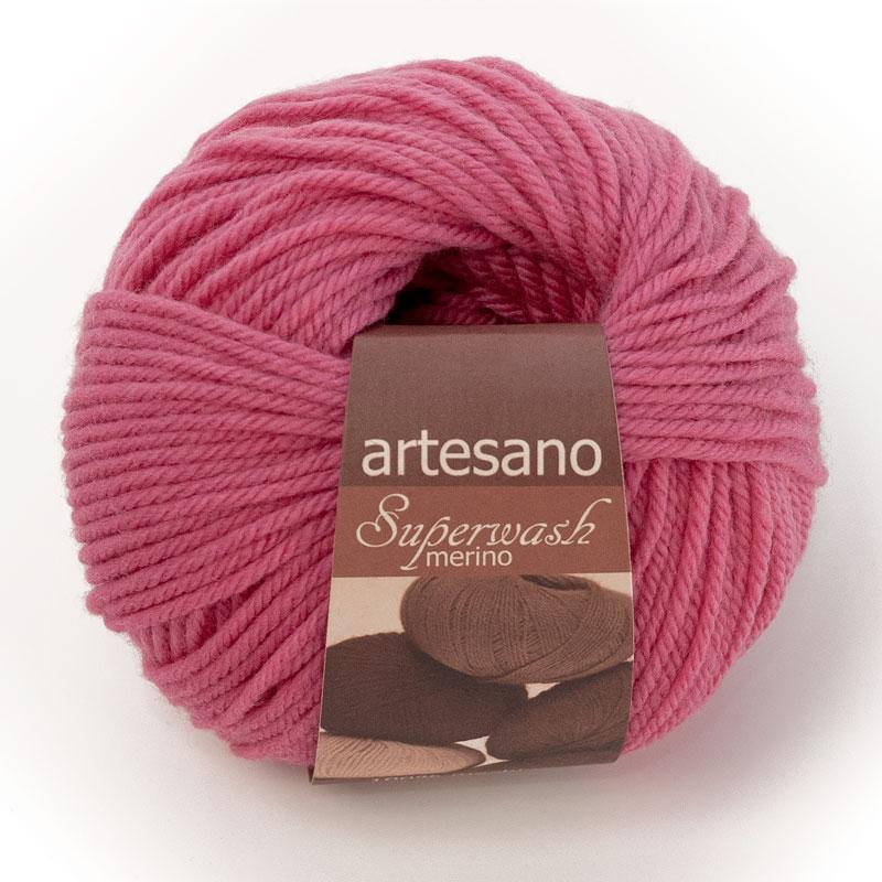 Artesano merino - PINK ASM-8141