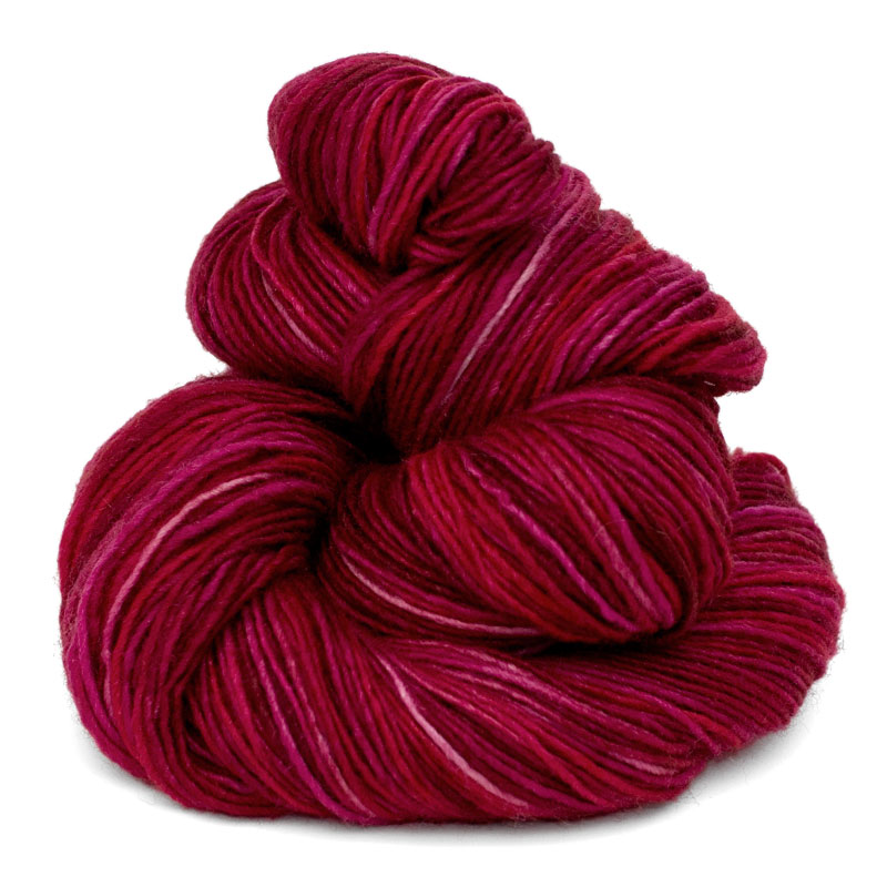 Manos Silk Blend Fino - FLAME-6422