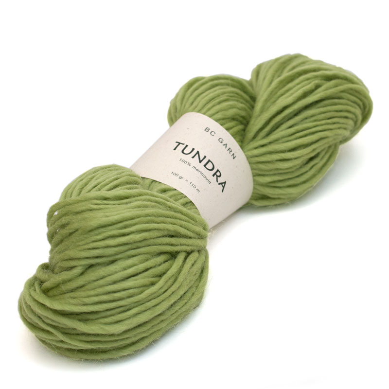 BC-Garn Tundra - SOFT LIME-BC-TD18