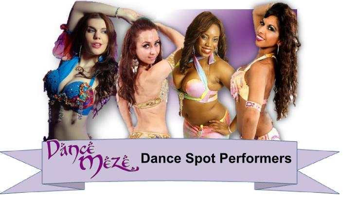 Dance meze dancers
