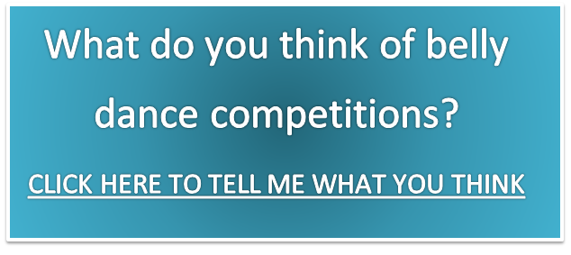 What do you think of belly dance competitions.