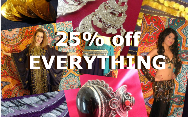 25% off of everything Make sure you are displaying images