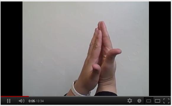 learn an Iraqi finger snap