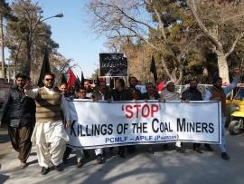 Новый год приносит шахтерам Пакистана новую трагедию