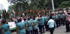 Один рабочий погиб и еще 50 ранены во время столкновений с полицией в Бангладеш