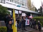 Чешская энергетическая компания нарушает права грузинских рабочих