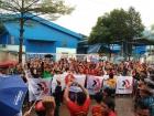 В Мьянме рабочие в результате забастовки добились восстановления профсоюзных лидеров