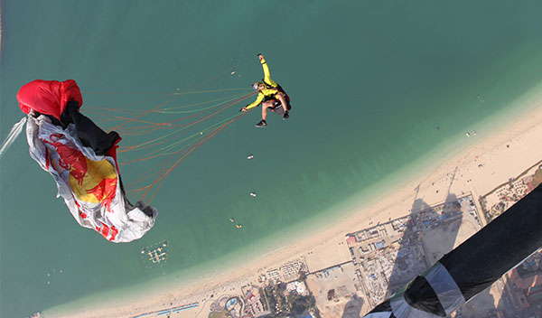 The Biggest Aersports spectacle in the Planet is Landing in Dubai This December