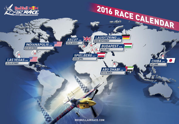 Red Bull Air Race 2016
