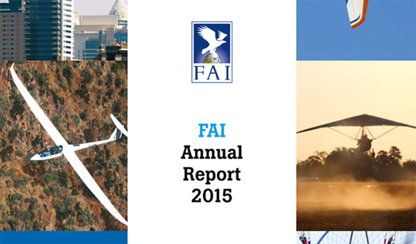 2015 FAI Annual Report