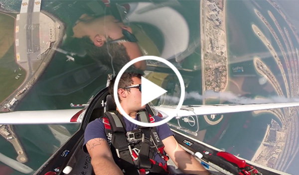 FAI World Air Games Dubai 2015 - Video