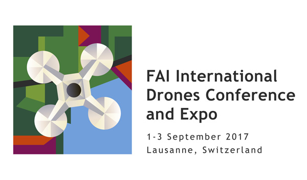 FAI International Drones Conference and Expo logo