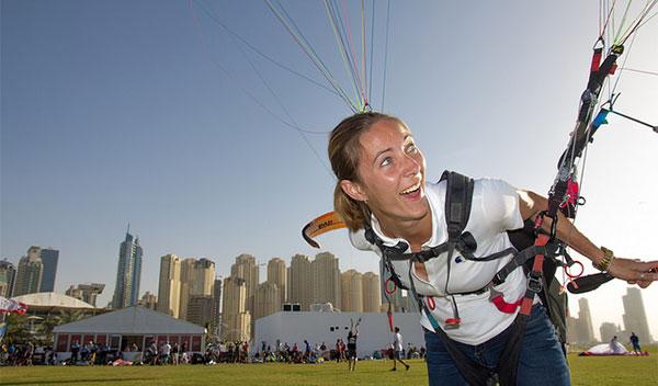 FAI World Air Games Dubai 2015
