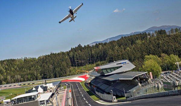 Red Bull Air Race 2016 - Spielberg