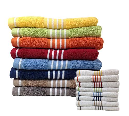 Handdoek Gesten