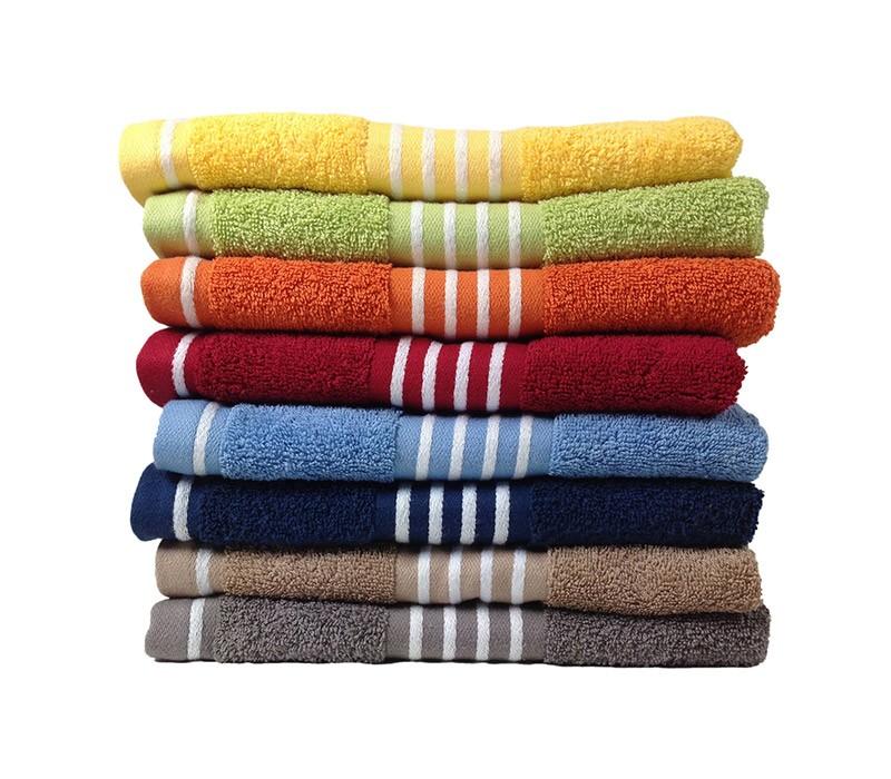 Gestreept badlinnen Ten Kate Textiel