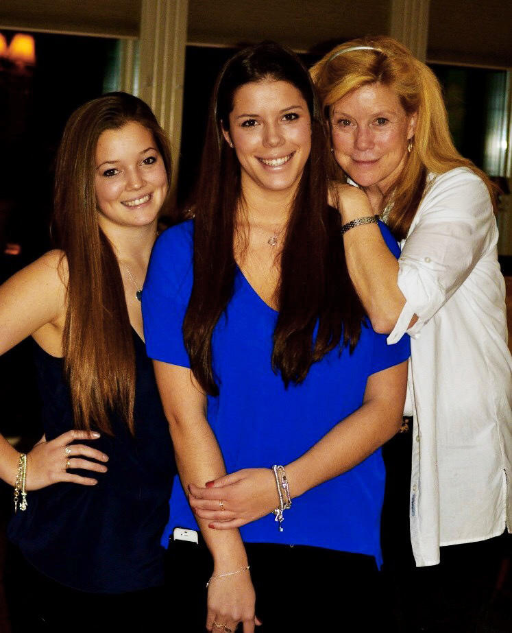 Adrianna, Christina, Heather Giuffre - ARBI volunteers