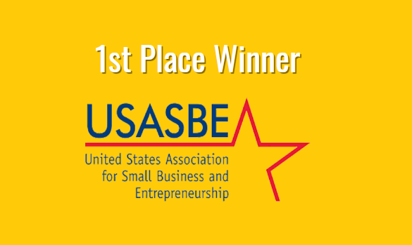 Experiential Entrepreneurship Curriculum wins first place at USASBE