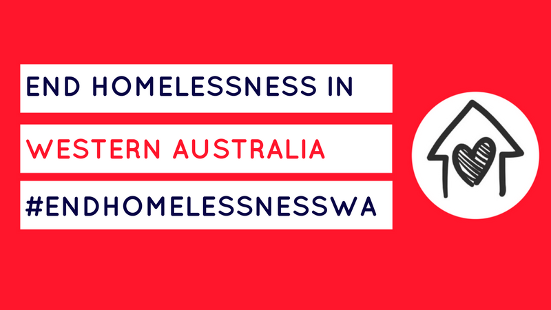 End Homelessness in WA