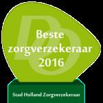 Award Stad Holland 2016