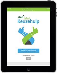 Keuzehulp App
