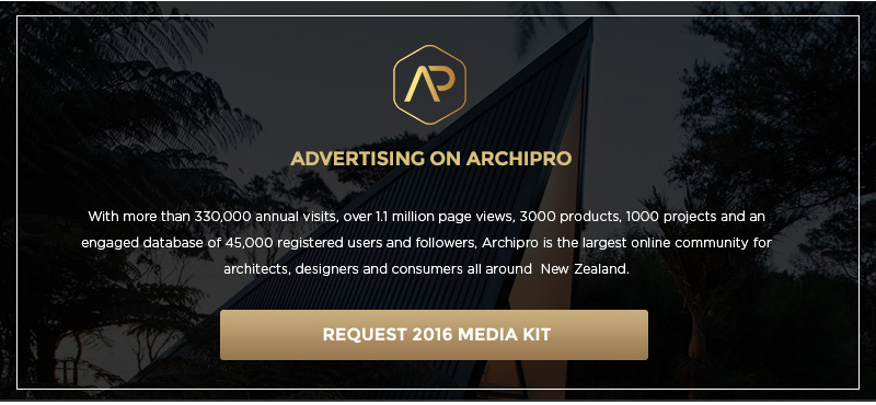 Advertising on Archipro