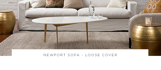 Newport Sofa - Loose Cover