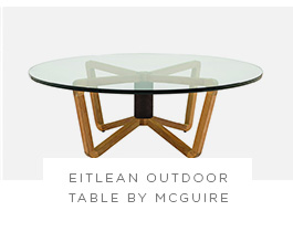 Eitlean Outdoor Table