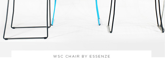 WSC Chair by Essenze