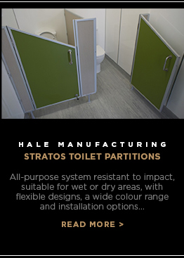 Stratos Toilet Partitions