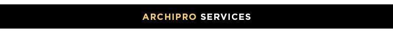 Archipro Services
