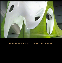 Barrisol 3D Form