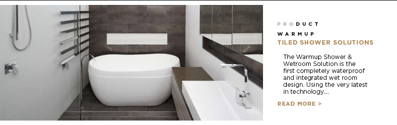 Product - Warm Up - Tile Shower Solutions