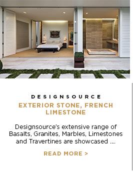 Design Source - Exterior Stone, French Limestone