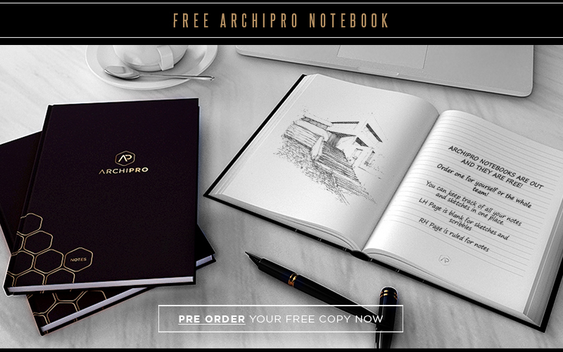 Free Archipro Notebook