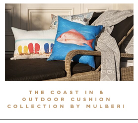 The Coast in & Outdoor Cushion Collection