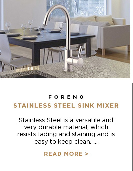 Foreno - Stainless Steel Sink Mixer