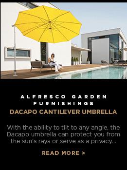Alfresco Garden Furnishings