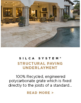Silca System - Structural Paving Underlayment