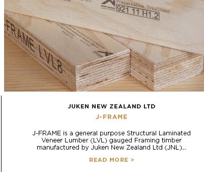 Juken New Zealand Ltd - Veneer