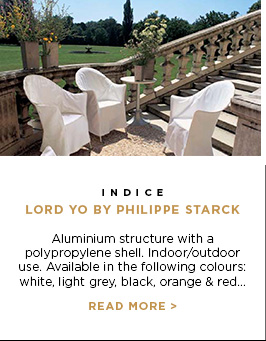 Indice - Lord Yo by Philippe Starck