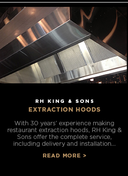 RH King and Sons Extraction Hoods