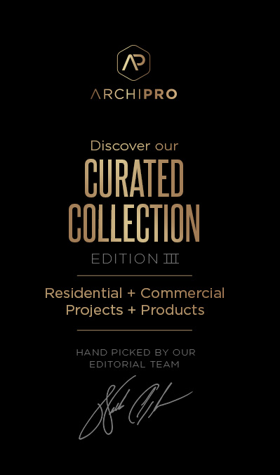 ARCHIPRO Curated Collection: Edition III
