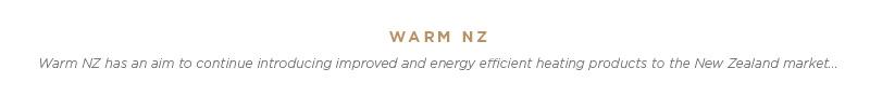 Warm NZ