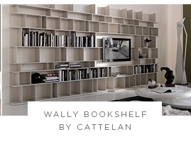Wally Bookshelf