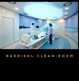 Barrisol Clean-Room