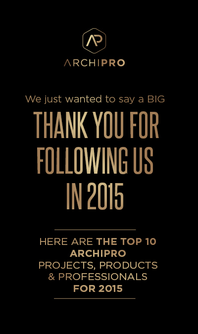 We just wanted to say a BIG thank you for following us in 2015
