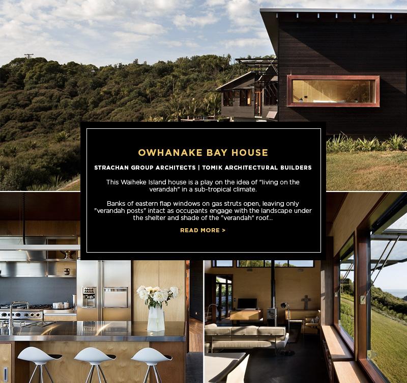 Owhanake Bay House