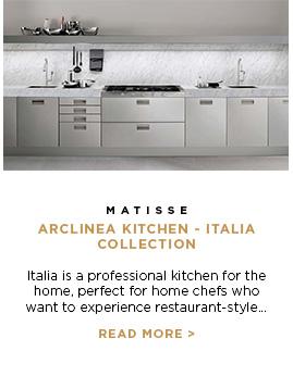 Matisse - Arclinea Kitchen - Italia Collection